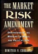 The Market Risk Amendment