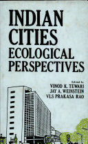Indian Cities Ecological Perspectives