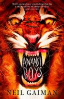 Anansi Boys image