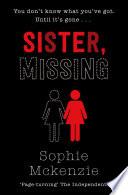 Sister  Missing Book PDF