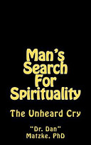 Man s Search for Spirituality Book