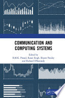 Communication and Computing Systems