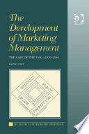 The Development of Marketing Management