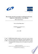 Measuring the Sustainability of Pension Systems through a Microsimulation Model  The Case of Italy