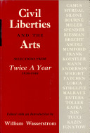 Civil Liberties and the Arts