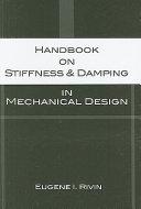Handbook on Stiffness   Damping in Mechanical Design