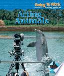 Acting Animals Book