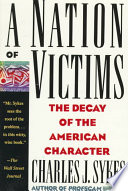 A Nation of Victims