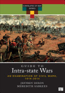 A Guide to Intra-state Wars