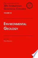 Proceedings of the international geological congress