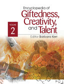 Encyclopedia of Giftedness, Creativity, and Talent