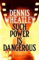Pdf Such Power is Dangerous Telecharger