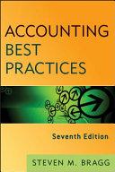 Accounting Best Practices Pdf/ePub eBook