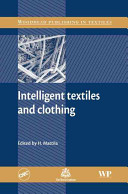 Intelligent Textiles and Clothing