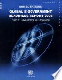 Un Global E Government Readiness Report 2005