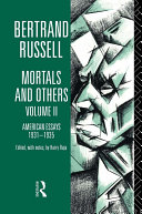 Mortals and Others, Volume II