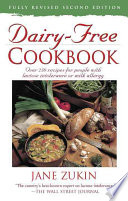 Dairy free Cookbook