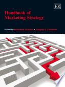 Handbook of Marketing Strategy