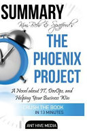 Summary Kim  Behr   Spafford s the Phoenix Project