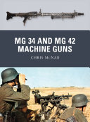 Pdf MG 34 and MG 42 Machine Guns Telecharger