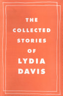 The Collected Stories of Lydia Davis banner backdrop