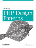 Learning PHP Design Patterns Pdf/ePub eBook