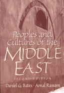 Peoples and Cultures of the Middle East Book