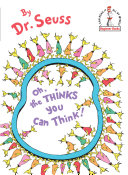 Oh, the Thinks You Can Think! Pdf/ePub eBook