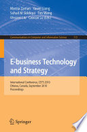 E business Technology and Strategy Book