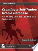 Creating a Self-Tuning Oracle Database