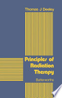 Principles of Radiation Therapy