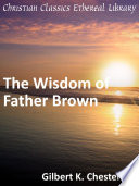 The Wisdom of Father Brown Book
