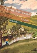 My Daily Prayer Journal Book PDF