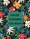 House Cleaning Log Book