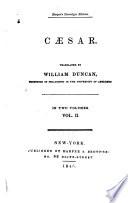 Caesar Book