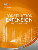 Construction Extension to the PMBOK   Guide Book