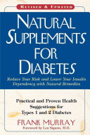 Natural Supplements for Diabetes ebook
