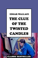 The Clue of the Twisted Candles Book