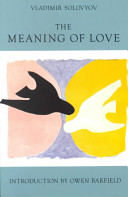 The Meaning of Love Book PDF