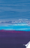 link to Glaciation : a very short introduction in the TCC library catalog
