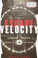 Escape Velocity Pdf/ePub eBook