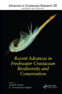 Pdf Recent Advances in Freshwater Crustacean Biodiversity and Conservation Telecharger