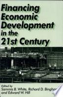 Financing Eco Dev In 21st Century