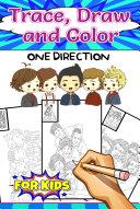 One Direction Trace  Draw and Color