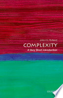 Complexity A Very Short Introduction