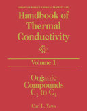 Handbook of Thermal Conductivity  Volume 1