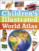 Children s Illustrated World Atlas Book