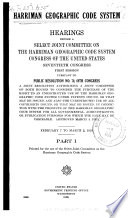 Harriman Geographic Code System