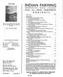 Indian Farming Book