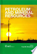 Petroleum and Mineral Resources